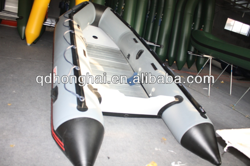 emergency inflatable boat