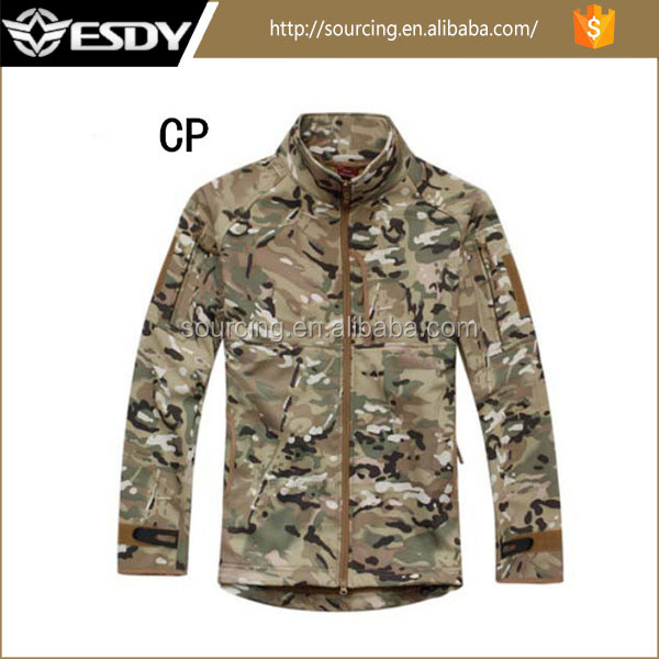 Quick-drying outdoor mountain softshell wear, New design popular customized jacket softshell tactical