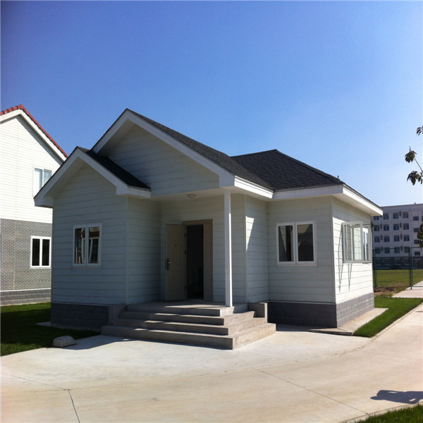 Green and energy saving prefabricated house in thailand for building company