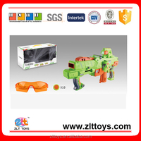 Reasonable price big plastic gun toy gun