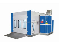 portable auto car paint spray booth /spray paint baking booth / paint spray booth bake oven