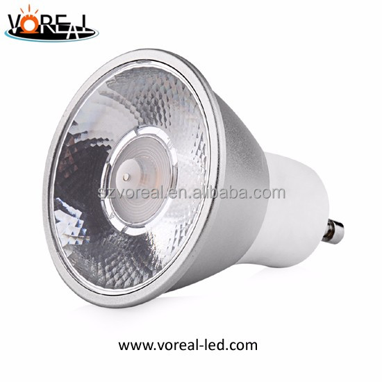 100% Brand new and Superior Quality 300lm 5w gu10 led lighting spotlight 220v CE Rohs