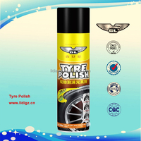 Tire foamy cleaner car tire cleaner car care products