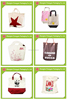 Hot selling wholesale shopping canvas bag