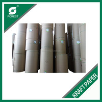 2015 Alibaba China Supplier Factory Price BROWN KRAFT PAPER