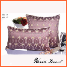 2015 fashion cushion cover embroidery design for home