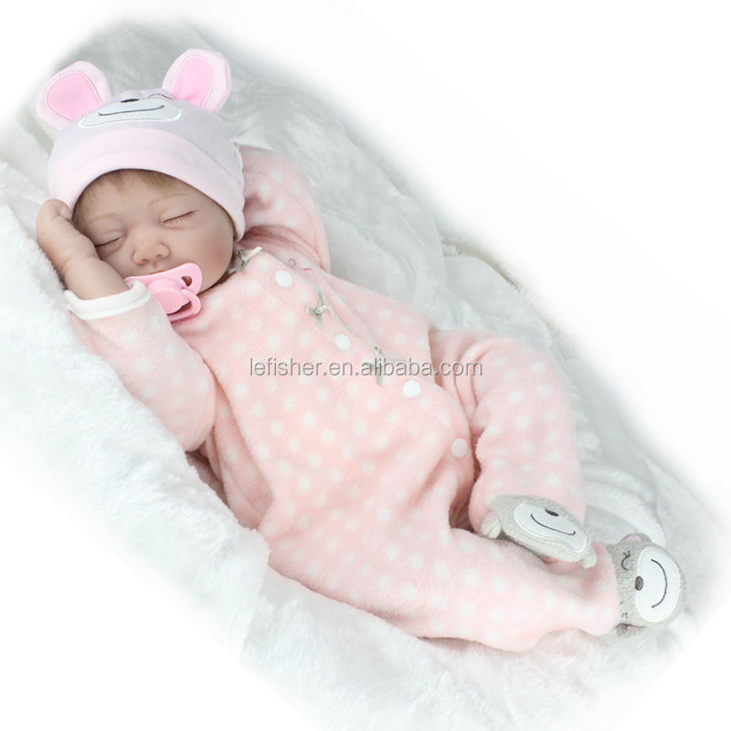 Realistic Baby Doll Kids Gift Set Ensemble Easily Girls Hot Baby Doll,Soft and Warm Touch Feeling Doll