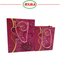 Plastic Christmas Bags Gift Bag Packaging New Year Christmas Decoration Gift Bags