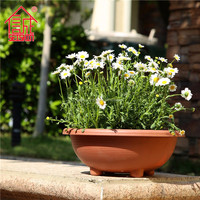 International Standard Flower Pots/Planter With Tray