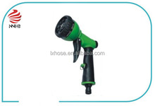 hot selling car washing plastic spray gun, garden water spray gun