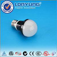 Good heat dissipation high brightness Led bulb with isolated driver 3 volt led light bulbs