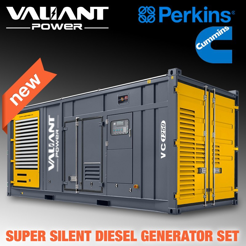 China factory promotion sale great engine powered 1000 kva generator price