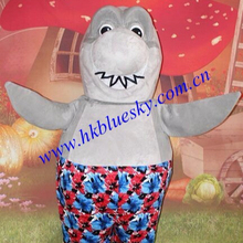 Supply Custom shark Mascot/Custom Shark Costume