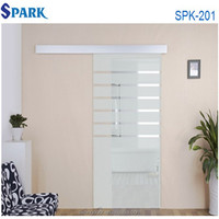 Contemporary Modern European Style Sliding Door For Living Room