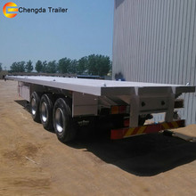 high quality Chinese duty 3 axles 40ft Carry on trailer