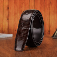 personalized cheap waist belts cowhide leather belt