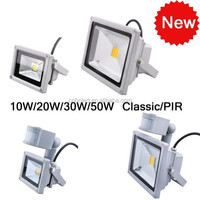 Ienergy high quality 50w led flood light & 10-200w COB led chip with CE and Rohs certification led flood lighting
