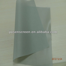 pvc rear projection screen films/grey/cyan projection fabric