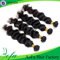 Fashion human hair extension virgin armenian hair