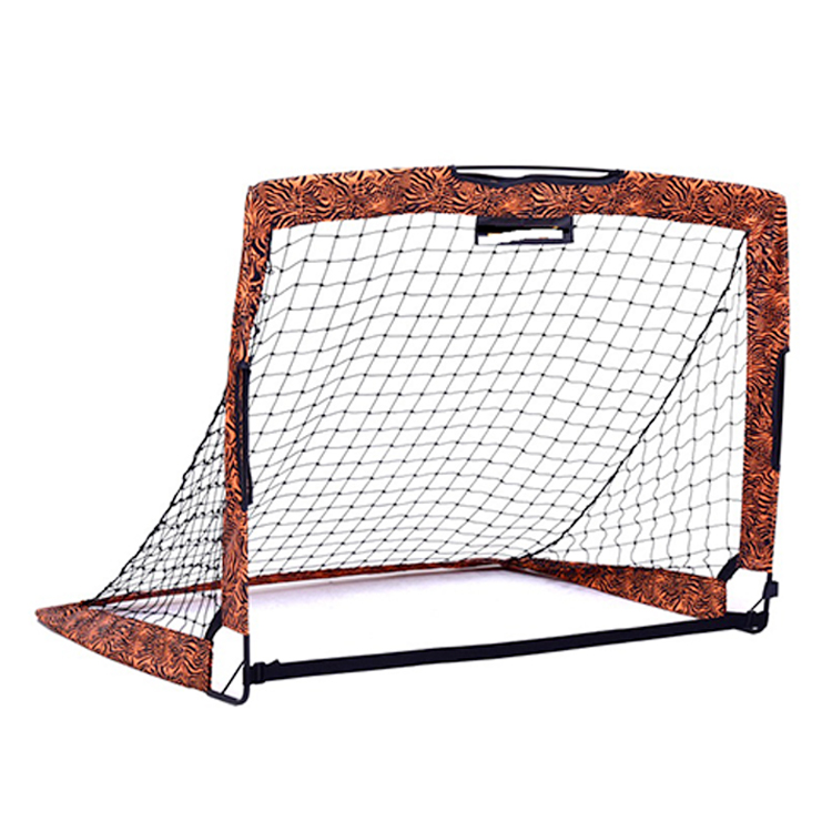For Children Cusomized Mobile Portable Simple Square Target Game Toy Football Goal Nets