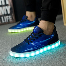 china adult shoes lighting shoes led shoes
