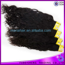 New beauty products 2014 guangzhou supplier human hair weave vendors remy hair eyelashes