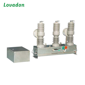 Zw32m-12 Series Outdoor High Voltage Vacuum Circuit Breaker 12kv rated voltage