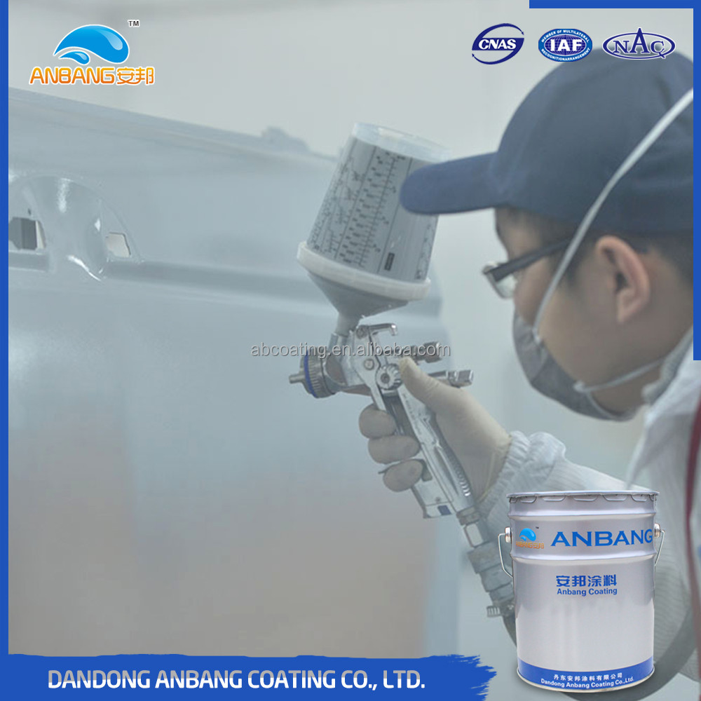 AB881 fast drying excellent adhesion anticorrosive inorganic zinc silicate primer