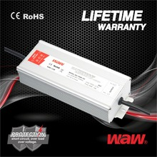 Christmas light power supply BG-100W 12v 8.5a waterproof IP67 LED driver with CE,ROHS approved