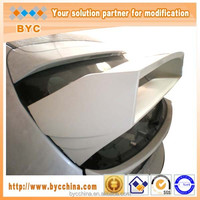 BYC Fiber Glass Tuning Spoiler For Subaru Impreza 8.9.10th Hatchback, STI Style 2008-Up Car Rear Spoiler
