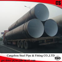 ERW/SEMALESS PIPE 3LPE External Coating