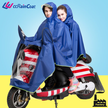 polyester motorcycle rain suit can hold mirror