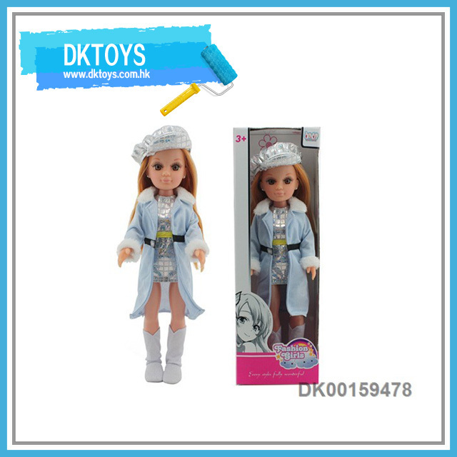 New 2014 Online Doll Dress-up Girl Games