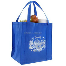 4-color printing non woven, shopping bag, black cardboard