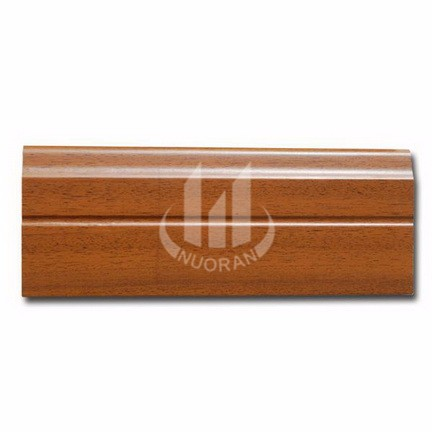 Solid Wood Baseboard Flooring Accessories Waterproof Skirting Board