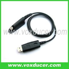For Motorola GP328 programming cable for interphone two way radio