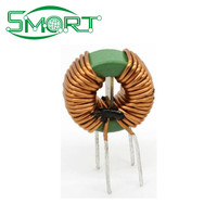 Smart Electronics 10A 22*14*8 2MH 1.0 mm toroidal inductor force inductor winding inductance magnetic Inductor Coil