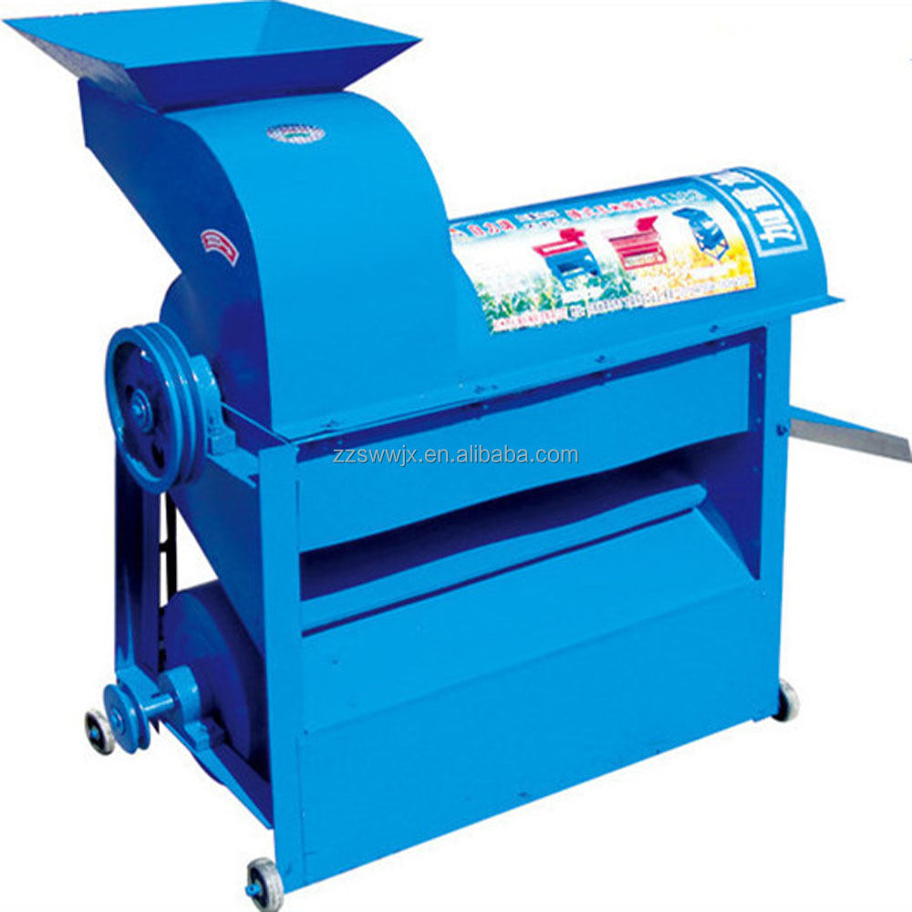 China suply electric or diesel farm corn sheller machine