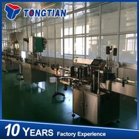 automatic edible sunflower oil filling machine cooking oil production line