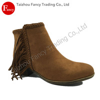 New Products Durable Breatheable 2016 Fashion Ladies Winter Boots
