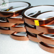 Wholesale Well Packaged 10mm Wide Polyimide 3m Plastic Masking Film Tapes