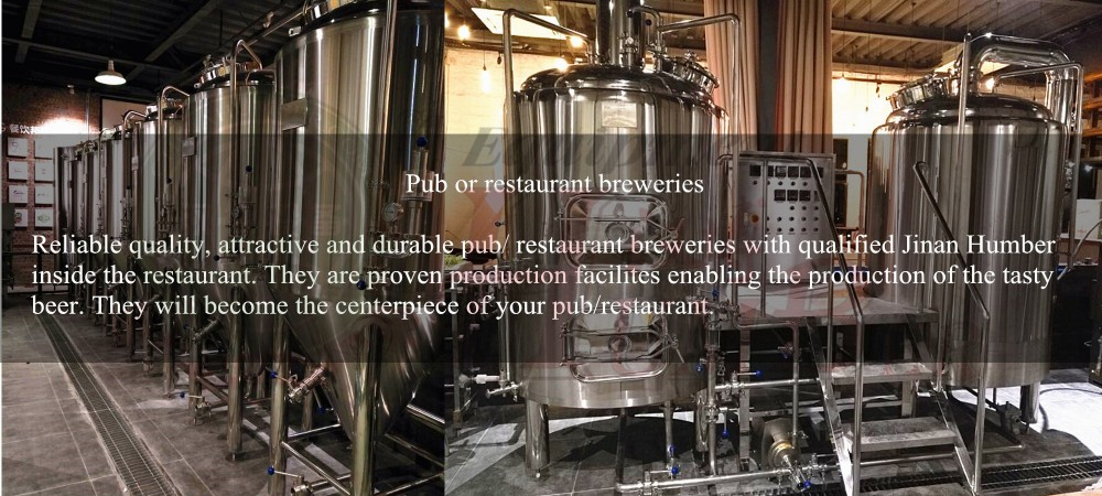 Industrial Brewing Equipment Large Beer Brewery Equipment
