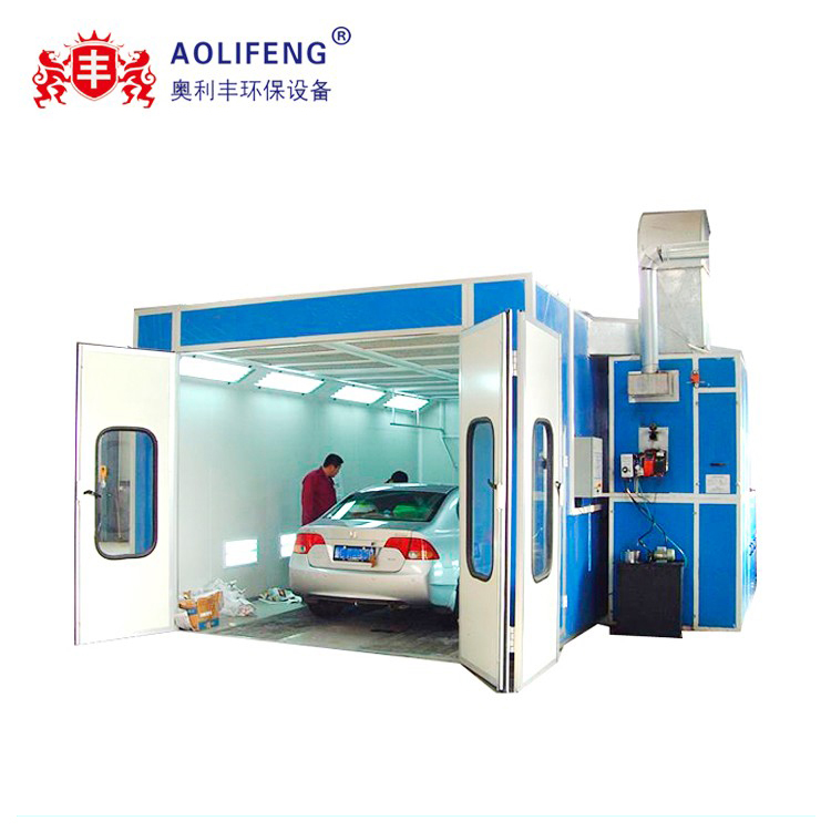 China supplier cheap price Spray Paint Booth car paint house for sale