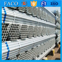 China supplier 202 ss welded polish pipes asme sa179 carbon steel pipe