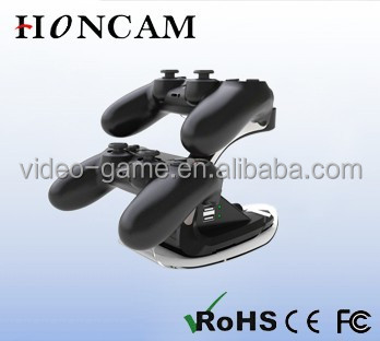Factory Original Dual Controller Charging Stand For Gaming Joysticks