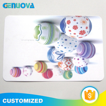 Factory custom heatproof dinner plastic table mat with low price
