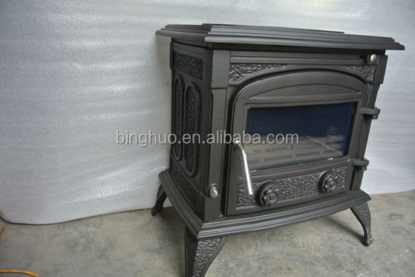 Wood Stoves Inserts And Burning Firebox