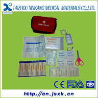 Hot sale baby kit bag with contents first aid bags approved by CE/ISO/FDA