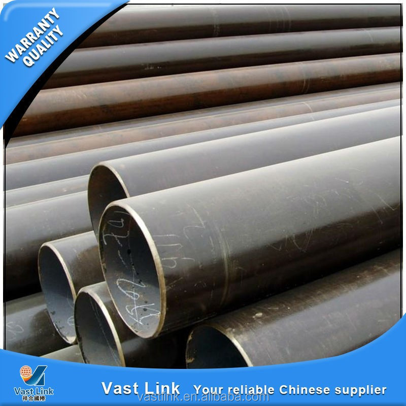 din 17175 st 35.8 carbon seamless steel pipes with high quality
