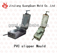 One color sandal PVC slipper mould
